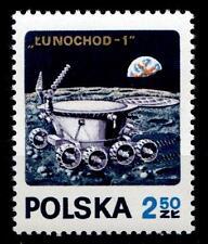 """Soviétique Mondfahrzeug """"Lunochod - 1"""". 1 W. Pologne 1971"""