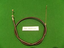 TWO NEW YAMAHA TZ350 THROTTLE GAS CABLES TZ 250 350, 3G2 26311 00.