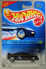 Hot Wheels 1:64 Scale 1994 Pearl Driver Series JAGUAR XJ220 (ERROR CARD)