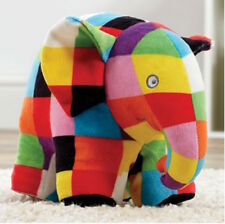 Elmer the Elephant Plush Soft Toy 20cm - New Baby - Ideal Gift   FAST DISPATCH!