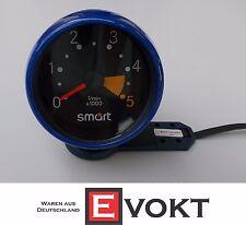 Smart Fortwo 450 Diesel Tachometer Blue Genuine New