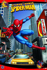 Spider-man Cartoon Spider Sense Swing Poster 41 61 x 91.5 FAST N FREE DELIVERY