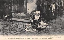 C3954) MACEDONIA, MONASTIR, BITOLA, TURKISH DRESSMAKER.