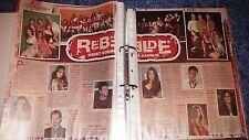 Rebelde recortes de revistas Serbia