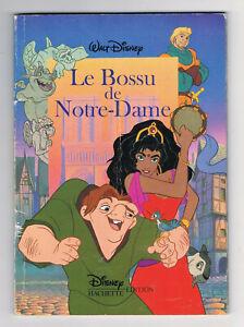 Walt Disney, Le Bossu de Notre Dame, Cine Poche, Hachette edition 1996
