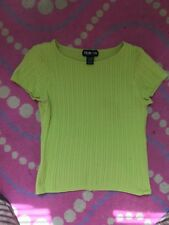 Women's career  top Style Co size M Medium