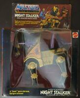NIGHT STALKER MASTERS OF THE UNIVERSE MOTU SEALD IN BOX UNOPENED MOC HE-MAN MOTU