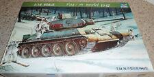 Trumpeter 1/16 Russian T-34/76 Model 1942