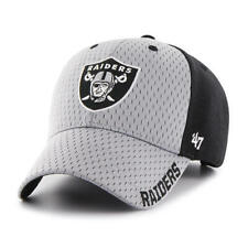 Oakland Raiders 47 BRAND Feeney MVP Adjustable Hat Cap 5209f2c78