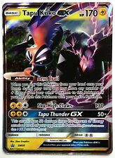 Pokemon, Tapu Koko GX SM50, From the Shiny Tape Koko GX Box, Promo, New, Mint