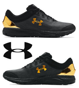 Under Armour UA Charged Escape 3 EVO Chrome Men's Sneakers Running Shoes Black