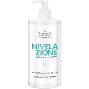 FARMONA PROFESSIONAL NIVELAZIONE Refreshing Foot Cream 500ml