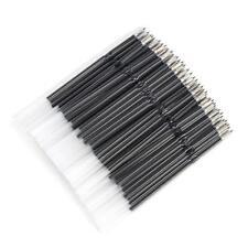 20pc/lot Blue ink 0.7mm Retractable Pen Refills Ballpoint Pen Refill Pen Supply