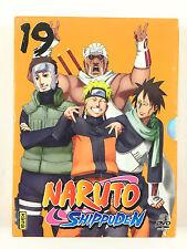 Coffret 3 DVD Naruto Shippuden Vol Volume 19