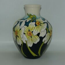 Moorcroft England Spring Dancer Limited Edition vase by Kerry Goodwin BOXED