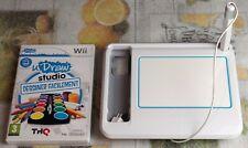 Pack Udraw + tablette jeu Nintendo WII WII U WIIU Speel Spiel Game Udraw