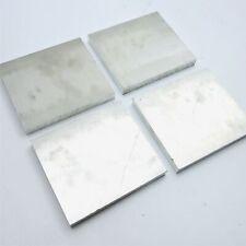 "New listing .625"" thick 5/8 Aluminum 6061 Plate 5.25"" x 6"" Long Qty 4 sku 176223"