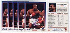 1X DONOVAN RAZOR RUDDOCK 1991 Kayo #89 Lots Available WBA WBC WBO IBF Boxing