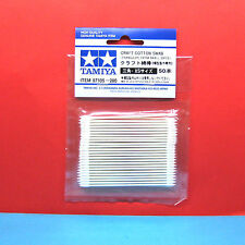 Tamiya Model Craft Tools Craft Cotton Triangular Extra Small Swab (50pcs) 87105