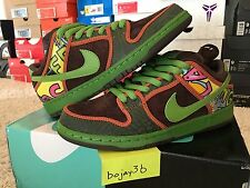 Nike SB De La Soul Low High QS PRM Premium Pack Rare 9 US