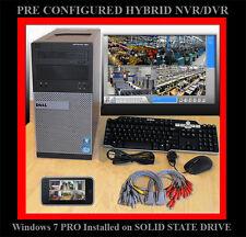 4 TB 32 CH GEOVISION NVR/DVR GV-800 (v8.7) BEST FEEDBACK GV-DVRs! SSD! INTEL i5