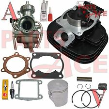 Yamaha Blaster 200 YFS200 Cylinder Carburetor Piston Gasket Top End Kit Set