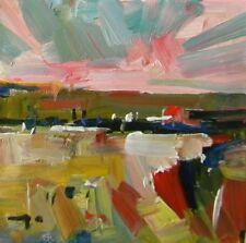 JOSE TRUJILLO - Impressionism LANDSCAPE Tonalism coa - Highly Collected Artist