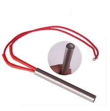 Résistance Bougie Cartouche allumage Poêle Granulés 6 X 100 mm 150 Watts ATB A2