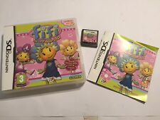 PAL NINTENDO DS NDS DSL DSi XL GAME FiFi & THE FLOWERTOTS +BOX INSTRUC' COMPLETE