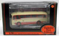 EFE 1/76 Scale Model Bus 12109 - Harrington Cavalier Coach - Robin Hood
