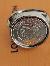 Louis Vuitton Mens Reversible Coin Ring Virgil Abloh collection Size, M