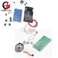 FM Radio Receiver Module/Frequency Modulation Wireless Microphone  PCB DIY Kits