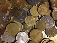 200 Gramm Restmünzen/Umlaufmünzen Israel