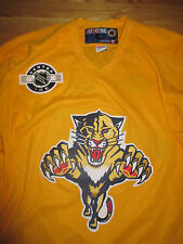 CCM Center Ice Practice FLORIDA PANTHERS (XL) Jersey BUD LIGHT Party Zone FOXNet