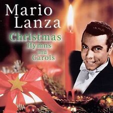 New: Mario Lanza: Christmas Hymns and Carols  Audio CD