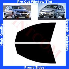 Pellicola Oscurante Vetri Auto Anteriori per Opel Astra H 5P 2004-2009 da5% a70%