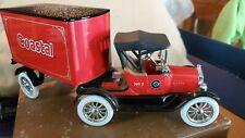 ERTL Diecast Coastal 1918 Ford Runabout Tractor-Trailer Bank 1:25 NIB