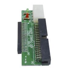 "40Pin PATA/IDE To Serial ATA SATA Adapter Converter For HDD DVD 2.5"" to 3.5"""