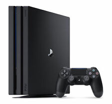 Brand New Sony PlayStation 4 PS4 Pro 1TB Black Console