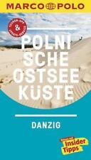 MARCO POLO Reiseführer Polnische Ostseeküste Danzig UNBENUTZT statt 12.99 nur