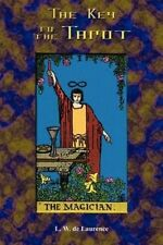 The Key to the Tarot by L.W. de Laurence (English) Paperback Book