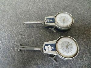 Dyer  10 - 20 mm/.01mm Intertest ID Groove Gage NU17