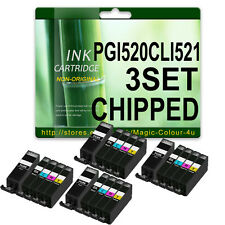 20 Compatible Ink For Canon iP3600 iP3680 iP4600 iP4680 iP4700 MP540 MP550 MP56