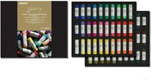 Mungyo Gallery Artists' Handmade Soft Pastels 60 Color Pastel Set MPHM-60