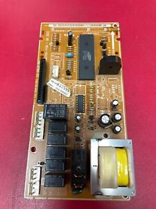 Ge Microwave Control Board Part WB27X10480