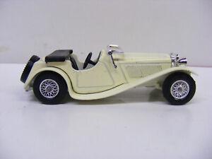 Matchbox Models Of Yesteryear Y1 1936 Jaguar SS 100 White