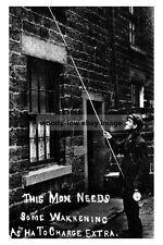 pt0941 - Lancashire Cotton Industry , Knocker - photo 6x4