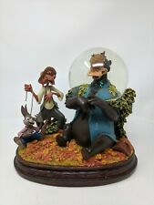 Disney Song of the South Snow Globe Brer Rabbit LE 500 Styroam & Descr. Papers