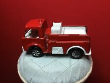VINTAGE 1970S TOOTSIE TOY FIRE TRUCK IN EXCELLENT CONDITION