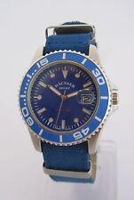 Häusser Sport Armbanduhr / Blau / Textilband / Quarz / Unisex / Neu